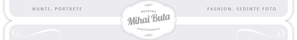 Mihai Buta Photography – Fotograf Profesionist Pentru Nunta logo